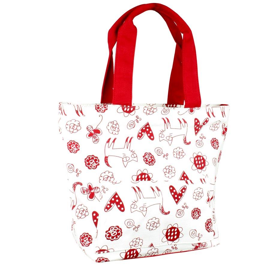 Модные текстильные сумки